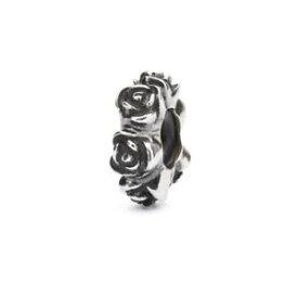 【送料無料】イタリアン ブレスレット シルバーピンクサンバレンティーノストップtrollbeads stop in argento rosa san valentino tagbe20186