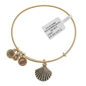 【送料無料】イタリアン ブレスレット アレックスシーシェルゴールドブレスレットalex amp; ani sea shell bracciale in oro a11eb114rgrrp 29