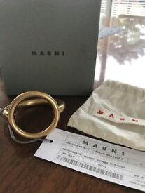 【送料無料】イタリアン ブレスレット ゴールドブレスレットmarni bracciale in oro