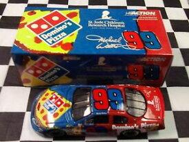 【送料無料】模型車 スポーツカー マイケルウォルトリップ99ドミノピザ2004モンテカルロ124アクション108273nascarmichael waltrip 99 dominos pizza 2004 monte carlo 124 action 108273 nascar