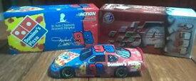 【送料無料】模型車 スポーツカー マイケル#ドミノピザモンテカルロアクションmichael waltrip 99 dominos pizza 2004 monte carlo 124 action 108273 nascar