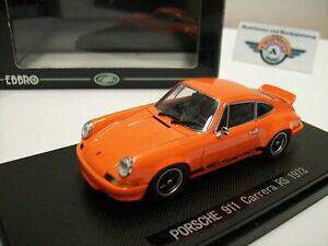 エブロ 1/43 ポルシェ 911 カレラ RS 1973