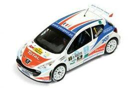 【送料無料】模型車 スポーツカー 143プジョー207s2000カジノアルガルベポルトガル2007 ssarrazin143 peugeot 207 s2000 rally casinos do algarve portugal 2007 ssarrazin