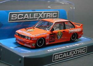 【送料無料】模型車 スポーツカー ニュルブルクリンクc3899 scalextric bmw m3 e30 dtm nurburgring 1988 passenger cars 13 2