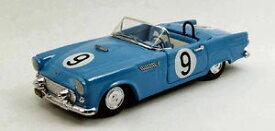 【送料無料】模型車 スポーツカー フォードサンダーバード9セブリング1955 scherデイビス143rioモデルford thunderbird 9 sebring 1955 scherdavis 143 model rio