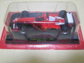 【送料無料】模型車 スポーツカー フェラーリf1 f399 19994エディアーバインixo143ferrari f1 f399 1999 4 eddie irvine ixo 143 scale