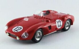 【送料無料】模型車 スポーツカー フェラーリルマン#トランティニャンモデルモデルferrari 625 le mans 1956 12 143 trintignantgendebien model 0276 type model