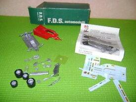 【送料無料】模型車 スポーツカー フェラーリメタルキットマウントferrari t5 1980 n 84 fds gp brasile 143 metal to mount kit