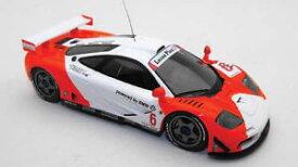 【送料無料】模型車 スポーツカー マクラーレン#ブラバムモデルmclaren f1 gtr 6 bpr zhuhai 1996 raphanelbrabham 143 model
