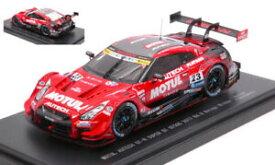 【送料無料】模型車 スポーツカー #nissan gtr 23 2nd sgt500 winner motegi 2017 t matsuda r quintarelli 143