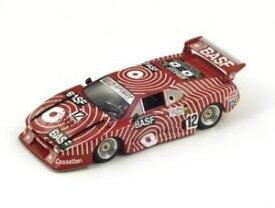 【送料無料】模型車 スポーツカー グラム#ニュルブルクリンクキロスタッコピケスパークシングルbmw m1 gr5 basf 12 1er nurburgring 1000km 1981 stucco piquet spark 143 sg021 mo