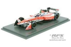 【送料無料】模型車 スポーツカー マヒンドラレーシングフェリックスベルリンスパークmahindra racing m3 felix rosenqvist formula e gp berlin 2017 143 spark 5903