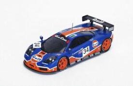 【送料無料】模型車 スポーツカー マクラーレン#ルマンブラバムスパークmclaren f1 gtr 34 le mans 1996 ph raphanel owenjones brabham spark 143 s4407
