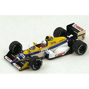 【送料無料】模型車 スポーツカー ウィリアムズブランドル#ベルギーグランプリモデルスパークモデルwilliams fw12 m brundle 1988 5 7th belgium gp 143 model s4027 spark model