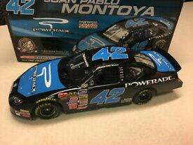 【送料無料】模型車 スポーツカー アクションファンパブロモントーヤ#パワーレード124 2008 action juan pablo montoya 42 powerade