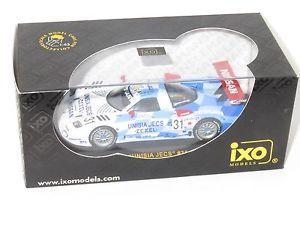 【送料無料】模型車 スポーツカー グアテマラユニシアジェックスルマン#143 nissan r390 gt1 unisia jecs le mans 24 hrs 1998 31