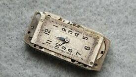 【送料無料】腕時計 レディースビンテージムーブメントトリプルギアladies vintage cyma watch movement, triple winding gear, runs but stops