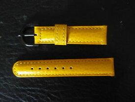 【送料無料】腕時計 1 bracelet cuir jaune alain silberstein 17mm