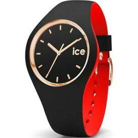 【送料無料】腕時計 シリコンネロロッソウォッチorologio ice watch loulou ic007226 small 34mm silicone nero rosso ros