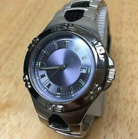 【送料無料】腕時計 パリスヒルトンメンズシルバーアナログクォーツバッテリーparis hilton fragrances mens silver analog quartz watch hours~date~ battery