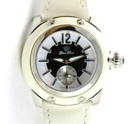 【送料無料】腕時計 グラムロックステンレスレディースパームビーチウォッチホワイトレザー