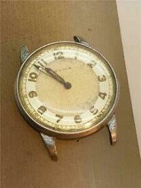 【送料無料】腕時計 1930s cyma gents wristwatch non working for restoration