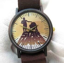 【送料無料】腕時計 スターウォーズオリジナルポスターレトロメンズキッズクールstar wars,orig movie poster,retro menskids cool character watch,302,lk