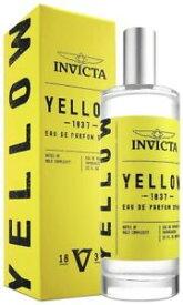 【送料無料】腕時計 イエローメンズレディースフレグランスモデルアンプinvicta yellow 1837 mens amp; womens fragrance model 30323
