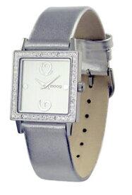 【送料無料】腕時計 パリブレスレットmoog paris montre femme avec cadran argent bracelet argent