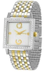 【送料無料】腕時計 パリブレスレットドールアルジェントmoog paris montre femme avec cadran argent bracelet dor et argent