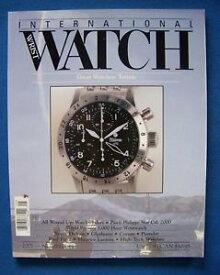 【送料無料】腕時計 #ウォッチinternational wrist watch magazine 2001 45 great watches tutima
