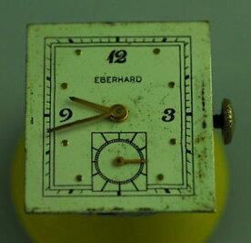【送料無料】腕時計 ビンテージマニュアルメンズイータvintage eberhard mens manual wind wrist watch movement runs eta 1000