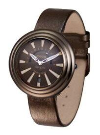 【送料無料】腕時計 パリマロンマロンブレスレットmoog paris montre femme avec cadran marron, bracelet marron en cuir vritable