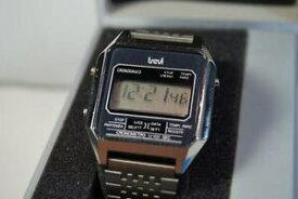 【送料無料】腕時計 グラフィカルデジタルビンテージtrevi cronografo digital lcd vintage wacth