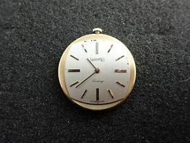 【送料無料】腕時計 ビンテージvintage eberhard and co wristwatch movement cal 231 running and keeping time