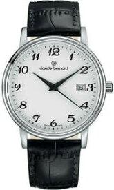 【送料無料】腕時計 クロードベルナールclaude bernard sophisticated classics date herrenuhr 53007 3 bb