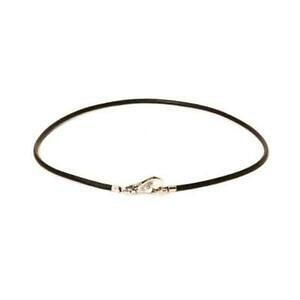 【送料無料】アクセサリー ネックレスファッションmoda trollbeads collana cuoio nero 42 cm tlene00003