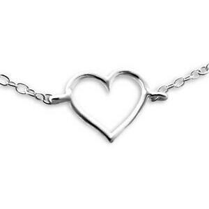 【送料無料】アクセサリー ネックレス カフシルバーシルバーbracciale amore argento 925 argento donne da donna ragazza cuore love heart bff matrimonio