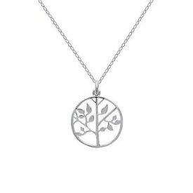 【送料無料】アクセサリー ネックレス コリアアルジェントヌフcollier arbre de vie en argent 925 rhodi neuf longueur au choix 45cm ou 50cm