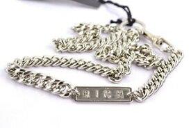 【送料無料】アクセサリー ネックレス ジョンリッチモンドペンダントキーチェーンキーチェーンjohn richmond b101 ciondolo portachiavi catena chiave donna uomo misura 90