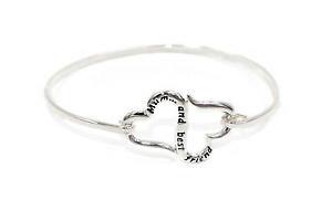 【送料無料】アクセサリー ネックレス ブレスレットmamma regalo di amicizia cuore braccialetto con sentimento 274828