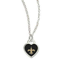 【送料無料】アクセサリー ネックレス ウィンネックレスニューオーリンズセインツwincraft donna cuore collananfl orleans saints