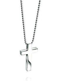 【送料無料】ネックレス メンズシルバークロスペンダントフレッドベネットソリッドスターリングシルバーmens silver cross pendant fred bennett solid sterling silver