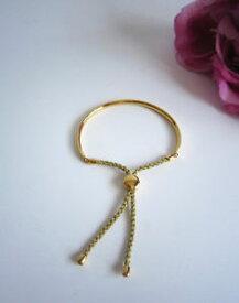【送料無料】ネックレス モニカフィジーフレンドシップブレスレットイエローゴールドゴールドメタリカコードmonica vinader fiji friendship braceletyellow gold vermeil gold metallica cord