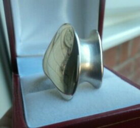 【送料無料】ネックレス ゲオルクイェンセンモダニストリングデザインサイズgeorg jensen sterling silver modernist abstract ring design no 140 size m
