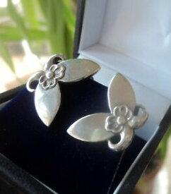 【送料無料】ネックレス ゲオルグジェンセンアメリカスターリングアブストトサボテンイアリング227クリップgeorg jensen usa sterling silver abstract cactus earrings 227 clip on