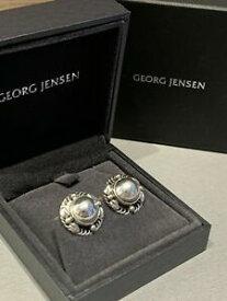 【送料無料】ネックレス ゲオルグジェンセンイアリング39bスターリングgeorg jensen earrings 39b sterling silver