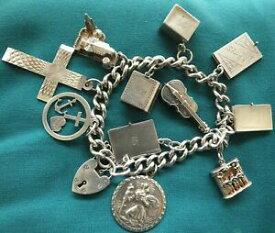 【送料無料】ネックレス ゲオルグジェンセンスターリング 11gjquality georg jensen sterling silver charm bracelet 11 gj charms