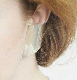 【送料無料】ネックレス イヤリングゲオルクイェンセンdramatic sterling silver clip earrings by regitze overgaard for georg jensen 378
