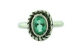 【送料無料】ネックレス コロンビアエメラルドスターリングシルバーデザイナーリングdesigner inspired 150cts colombian emerald sterling silver amp; artisan ring 925